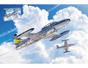 ITALERI IT1444 T-33A SHOOTING STAR KIT 1:72 Modellino