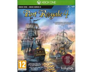 PORT ROYALE 4 STRATEGICO - XBOX ONE
