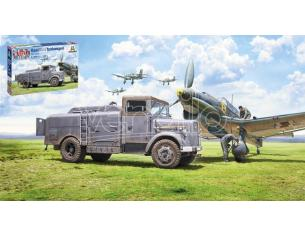 ITALERI IT2808 OPEL BLITZ TANKWAGEN KFZ.385 BATTLE OF BRITAIN 80th ANN.KIT 1:48 Modellino