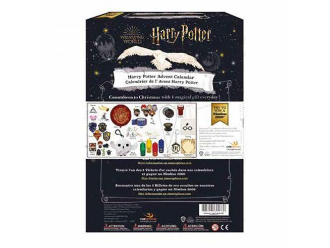 Harry Potter Calendario Dell' Avvento 2020 Cinereplicas