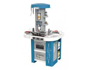Cucina Tech Edition Elettronica con Luci, Suoni e 35 Accessori Smoby 7600311049