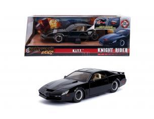 JADA 253255000 K.I.T.T. 1982 Pontiac Trans AM Die Cast 1:24 Porte Apribili