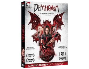 DEATHGASM - EDIZIONE LIMITATA (DVD + BOOKLET) HORROR
