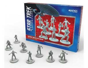 MODIPHIUS STAR TREK TNG BRIDGE CREW WARGAME