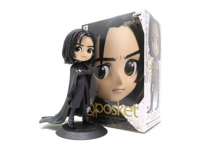 Harry Potter Statua Severus Piton Qposket Figura 15 cm Banpresto