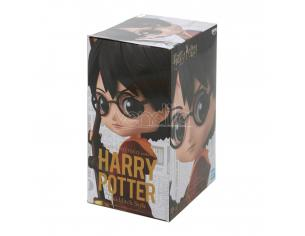 Harry Potter Statua Harry Quidditch Qposket Figura 14 cm Banpresto