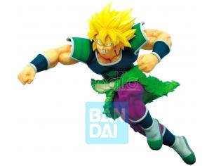 Dragon Ball Statua Super Saiyan Broly Battaglia Z Figura 19 cm Bandai
