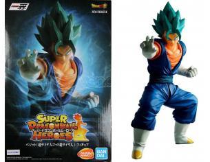 Dragon Ball Statua Super Saiyan God Vegeta Heroes Ichibansho Figura 20 cm Bandai