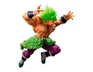 Dragon Ball Statua Super Saiyan Broly Full Power Ichibansho Figura 20 cm Bandai