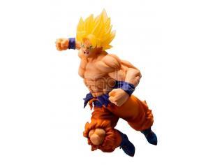 Dragon Ball Statua Super Saiyan Son Goku '93 Ichibansho Figura 16 cm Bandai