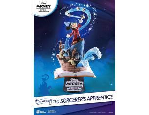 Mickey Oltre l'Immaginazione Figura L'Apprendista Stregone Diorama Beast Kingdom