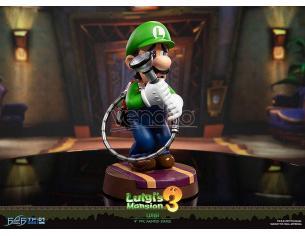 Luigi's Monsion 3 Statua Luigi 23 cm PVC First 4 Figures