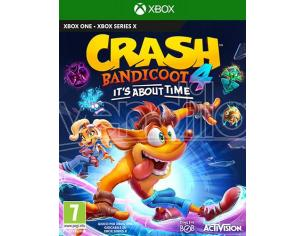 CRASH BANDICOOT 4 - IT'S ABOUT TIME PLATFORM XBOX ONE