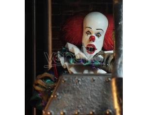 IT Movie 1990 Retro di Stephen King Statua Pennywise Figura 20 cm Neca