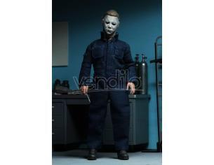 Halloween 2 Retro Statua Michael Myers Figura 20 cm Neca