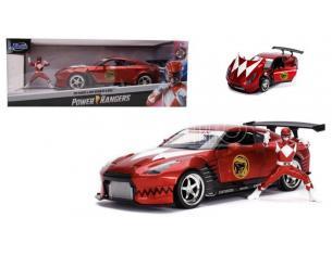 Jada Toys Jada31908 Nissan Skyline Gtr R-35 2009 W/power Ranger Figura 1:24 Modellino