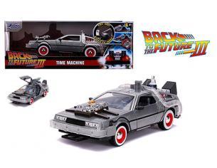 Jada Toys Jada32166 Ritorno Al Futuro Iii 1:24 Modellino