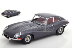 Kk Scale Kkdc180432 Jaguar E-type Coupe Series 1 1961 Grey Metallolic 1:18 Modellino