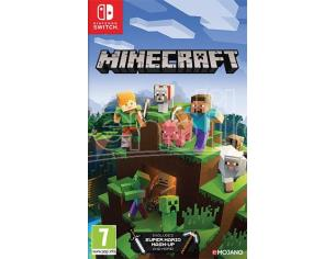 MINECRAFT SIMULAZIONE - NINTENDO SWITCH