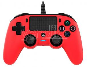 NACON CONTROLLER WIRED ROSSO PS4 JOYPAD