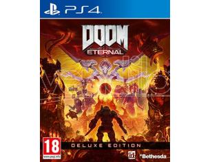 DOOM ETERNAL DELUXE EDITION SPARATUTTO - PLAYSTATION 4