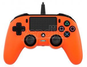 NACON CONTROLLER WIRED ARANCIONE PS4 JOYPAD