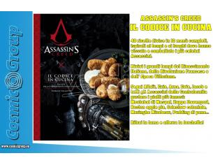 MULTIPLAYER ASSASSIN CREED - IL CODICE IN CUCINA LIBRO