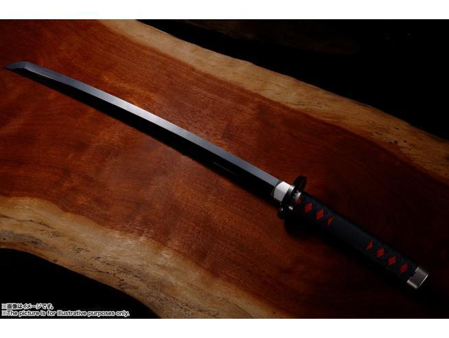 BANDAI DEMON SLAYER PROPLICA NICHIRIN SWORD REPLICA