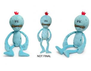 Kidrobot Rick&morty Mr Meeseeks Peluche Diseased Peluches