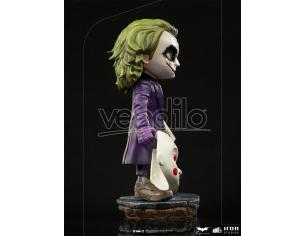 IRON STUDIO THE DARK KNIGHT JOKER MINICO STATUA
