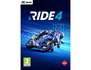 RIDE 4 GUIDA/RACING - GIOCHI PC