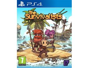THE SURVIVALISTS PARTY GAME - PLAYSTATION 4