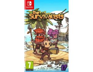 THE SURVIVALISTS PARTY GAME - NINTENDO SWITCH