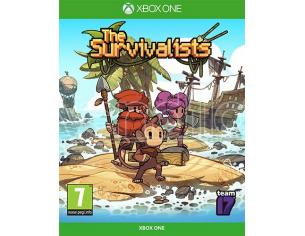THE SURVIVALISTS PARTY GAME - XBOX ONE