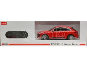 Mondo Motors MM63380R PORSCHE MACAN RED RADIOCOMANDO 1:24 Modellino