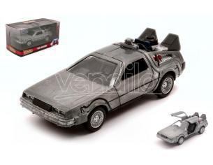 Jada Toys Jada32185 De Lorean Ritorno Al Futuro Part 1 1:32 Modellino
