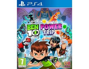 BEN 10: POWER TRIP AVVENTURA - PLAYSTATION 4