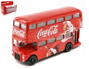 Corgi Gs82331 London Bus Natale Coca Cola Mm 120 Modellino