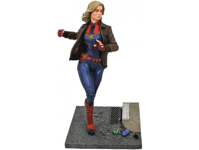 Marvel Statua Capitan Marvel Movie Premier Collection Figura 28 cm Diamond