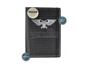 W40K PLEDGE A5 NOTEBOOK TACCUINO HMB