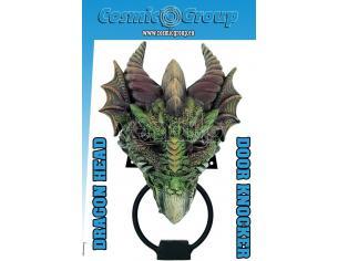 GREEN DRAGON DOOR KNOCKER ACCESSORI NEMESIS NOW