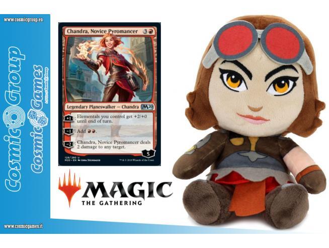 Magic The Gathering Chandra Phunny Peluches Wizbambino