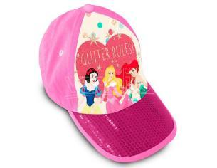 Disney Princess Cappellino Con Visiera Bambino Licensing