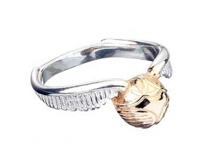 Harry Potter Boccino D'orosilver Ring The Carat Shop