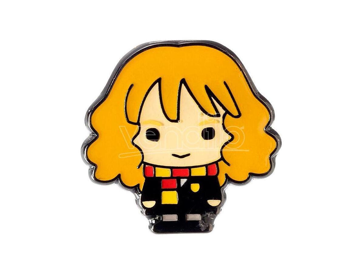 Harry Potter Spilla Distintivo Hermione Granger 2 x 2 cm The Carat Shop