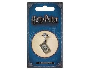 Harry Potter Espresso Per Hogwarts Ticket Slider Ciondolo The Carat Shop