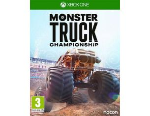 MONSTER TRUCK CHAMPIONSHIP GUIDA/RACING - XBOX ONE