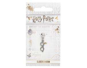 Harry Potter Bolt with glasses charm The Carat Shop