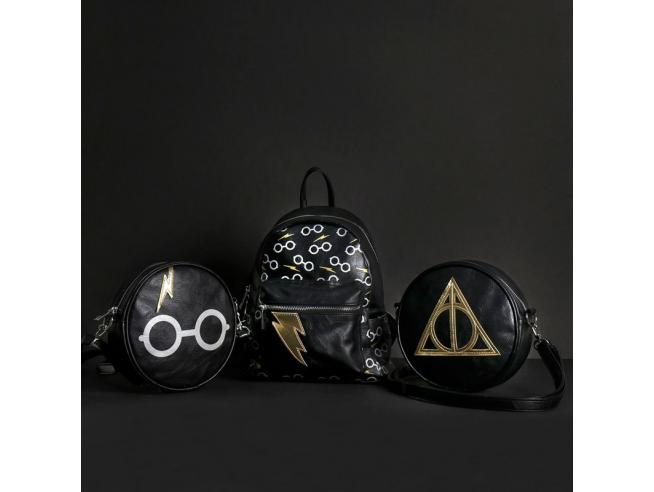 Harry Potter Zaino Con Cicatrice E Occhiali Harry 25cm Cerdà