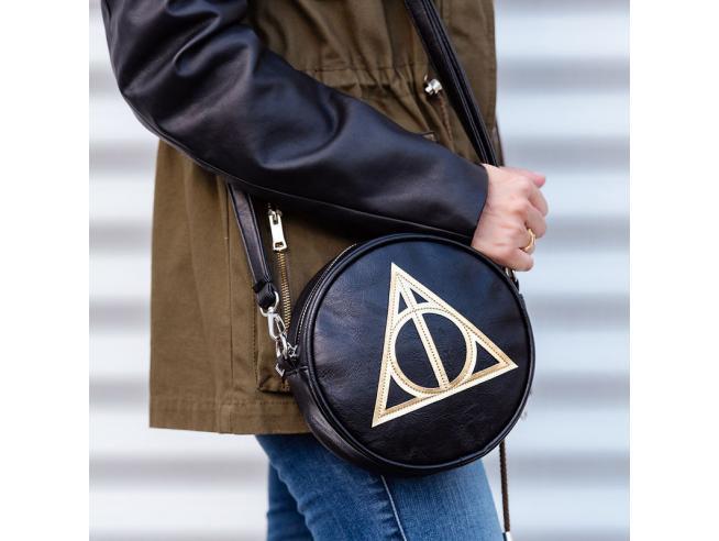 Harry Potter Borsa A Tracolla Doni Della Morte Cerdà